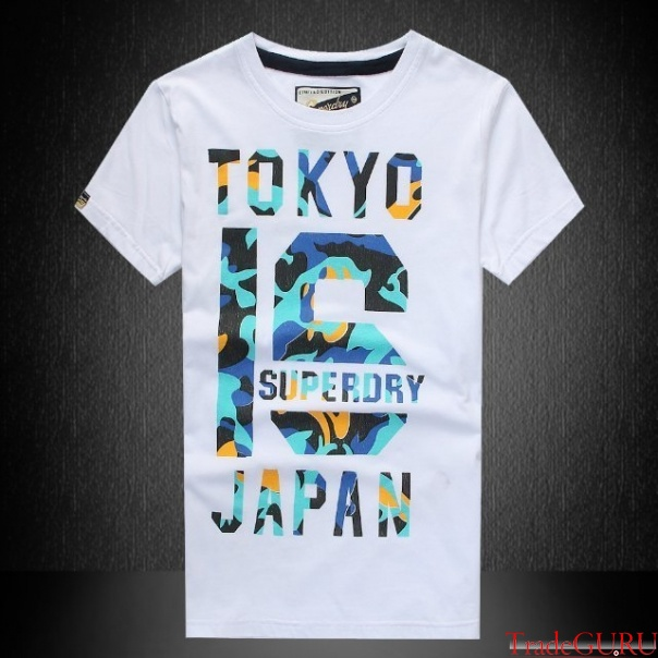 Superdry men's t-shirt Z-86